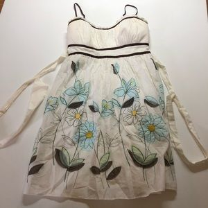 City Triangles floral dress